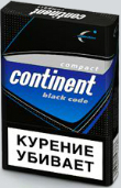 Continent black code
